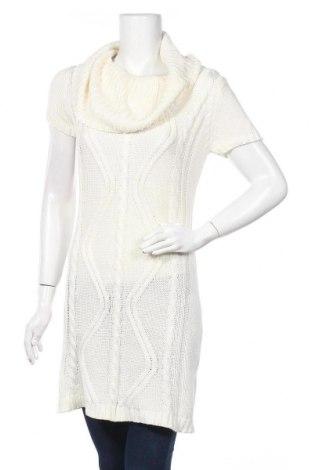 Дамски пуловер Cache Cache, Размер M, Цвят Екрю, Цена 28,56лв.