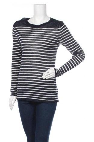 Дамски пуловер Country Road, Размер S, Цвят Син, 66% лен, 34% лиосел, Цена 25,73лв.