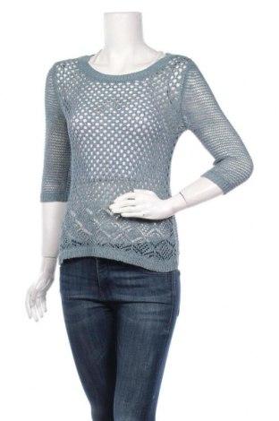 Γυναικείο πουλόβερ Edc By Esprit, Μέγεθος XS, Χρώμα Μπλέ, 59% βαμβάκι, 30%ακρυλικό, 11% πολυαμίδη, Τιμή 6,14€