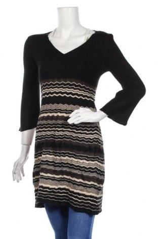 Дамски пуловер Evan-Picone, Размер S, Цвят Черен, 99% акрил, 1% други тъкани, Цена 10,08лв.