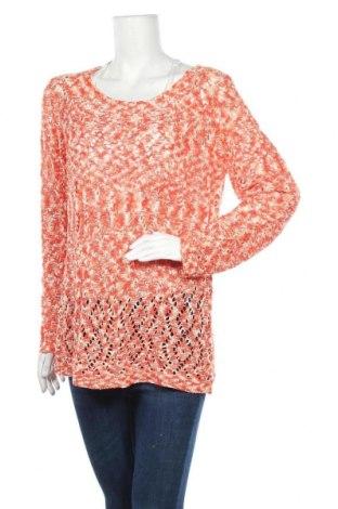 Дамски пуловер Gina Benotti, Размер L, Цвят Червен, 55% полиакрил, 45% полиамид, Цена 23,94лв.