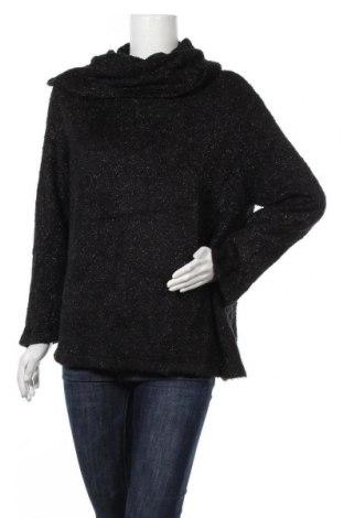 Дамски пуловер Gitane, Размер M, Цвят Черен, 86% акрил, 12% полиамид, Цена 12,08лв.