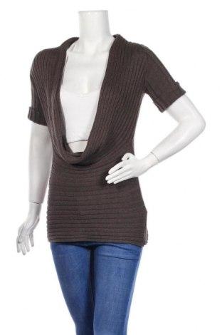 Дамски пуловер Grain De Ble, Размер S, Цвят Кафяв, 50% акрил, 50% памук, Цена 5,31лв.