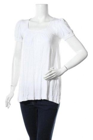 Дамски пуловер H&M, Размер M, Цвят Бял, 92% вискоза, 8% полиамид, Цена 6,30лв.