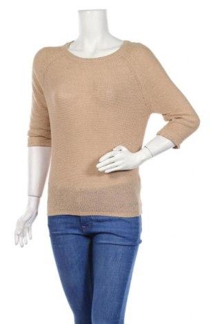 Дамски пуловер Hailys, Размер S, Цвят Бежов, 55% акрил, 45% полиамид, Цена 7,80лв.