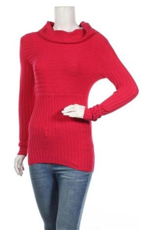 Дамски пуловер INC International Concepts, Размер XS, Цвят Розов, 82% вискоза, 14% полиамид, 4% еластан, Цена 12,75лв.