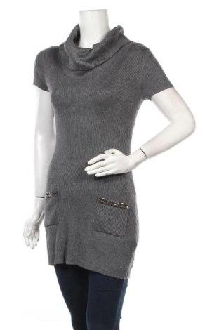 Γυναικείο πουλόβερ INC International Concepts, Μέγεθος L, Χρώμα Γκρί, 79% βισκόζη, 21% πολυαμίδη, Τιμή 30,39€