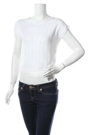 Γυναικείο πουλόβερ Laurel, Μέγεθος XS, Χρώμα Λευκό, 52% βισκόζη, 48% πολυεστέρας, Τιμή 25,29€