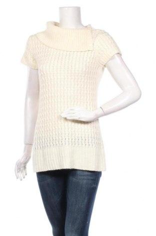Дамски пуловер No Boundaries, Размер M, Цвят Екрю, Акрил, Цена 5,31лв.