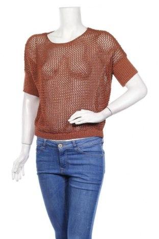 Дамски пуловер Orsay, Размер M, Цвят Кафяв, Цена 8,37лв.