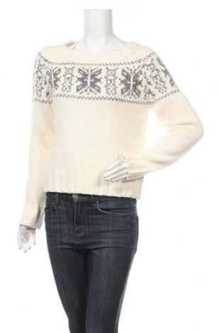 Γυναικείο πουλόβερ Pimkie, Μέγεθος S, Χρώμα Λευκό, 83%ακρυλικό, 15% μαλλί, 1% μεταλλικά νήματα, 1% πολυεστέρας, Τιμή 10,98€