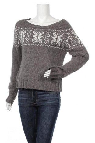 Дамски пуловер Pimkie, Размер L, Цвят Сив, Цена 12,71лв.