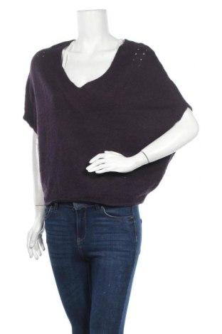 Дамски пуловер Promod, Размер S, Цвят Лилав, Цена 6,30лв.
