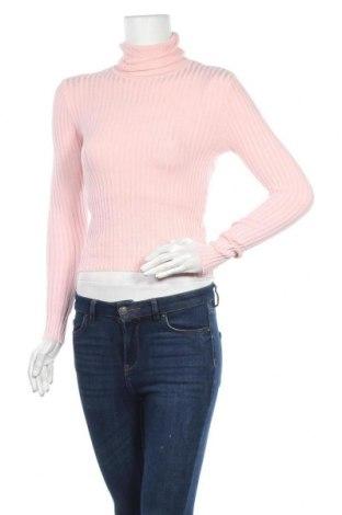 Дамски пуловер Pure Hype, Размер M, Цвят Розов, Цена 26,46лв.