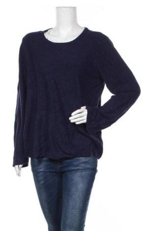 Дамски пуловер Savannah, Размер XL, Цвят Син, Акрил, Цена 8,19лв.