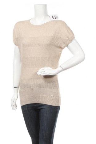 Pulover de femei Street One, Mărime XS, Culoare Bej, 50% bumbac, 50% poliacrilic, Preț 31,32 Lei