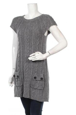 Γυναικείο πουλόβερ Style & Co, Μέγεθος M, Χρώμα Γκρί, 60% βαμβάκι, 40%ακρυλικό, Τιμή 4,22€