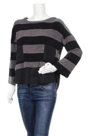 Дамски пуловер Susy Mix, Размер M, Цвят Сив, 100% полиестер, Цена 6,83лв.