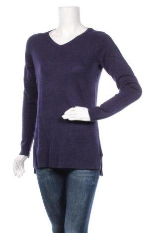 Дамски пуловер Target, Размер S, Цвят Син, Акрил, Цена 26,37лв.