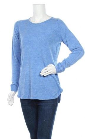 Дамски пуловер Target, Размер M, Цвят Син, Акрил, Цена 23,44лв.