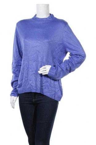Дамски пуловер Target, Размер L, Цвят Лилав, Акрил, Цена 22,46лв.