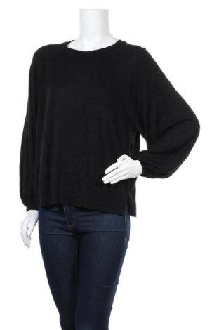 Дамски пуловер Yessica, Размер M, Цвят Черен, Цена 8,51лв.