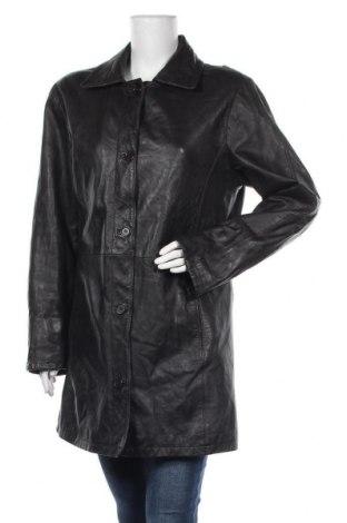 Дамско кожено палто Barisal, Размер L, Цвят Кафяв, Естествена кожа, Цена 20,16лв.