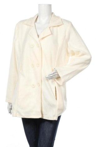 Дамско палто, Размер XL, Цвят Бял, Полиестер, Цена 10,24лв.