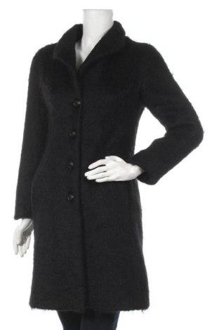 Дамско палто, Размер M, Цвят Черен, Цена 68,04лв.