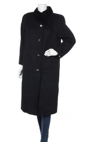 Дамско палто, Размер XL, Цвят Черен, Цена 32,34лв.