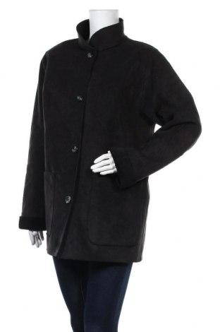 Дамско палто, Размер M, Цвят Черен, Полиестер, Цена 17,85лв.