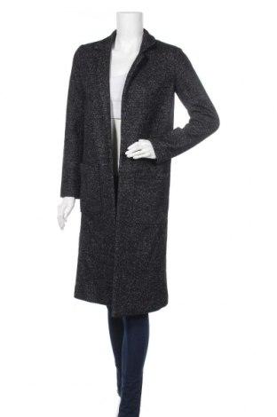 Дамско палто Decjuba, Размер M, Цвят Сив, 36% вискоза, 33% полиестер, 31% вълна, Цена 80,33лв.