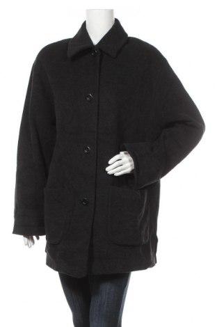 Дамско палто Dino Moda, Размер XXL, Цвят Сив, Цена 17,85лв.