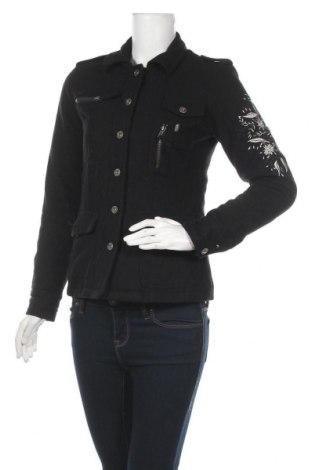 Γυναικείο παλτό Driver, Μέγεθος S, Χρώμα Μαύρο, 70% πολυεστέρας, 30% μαλλί, Τιμή 21,04€