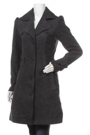 Дамско палто Flame, Размер M, Цвят Сив, Цена 19,85лв.