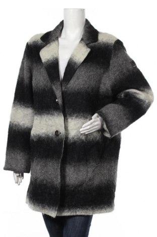 Γυναικείο παλτό Frieda & Freddies, Μέγεθος XL, Χρώμα Πολύχρωμο, 34% μαλλί, 34% μοχαίρ, 32% πολυεστέρας, Τιμή 16,56€