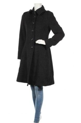 Γυναικείο παλτό Laundry By Shelli Segal, Μέγεθος S, Χρώμα Γκρί, 50% μαλλί, 33% βισκόζη, 17%ακρυλικό, Τιμή 18,64€