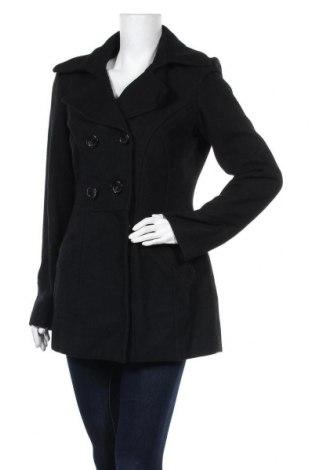 Дамско палто Sia Mia, Размер L, Цвят Черен, Цена 14,70лв.