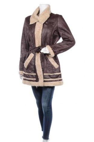 Дамско палто Steilmann, Размер M, Цвят Кафяв, Цена 35,70лв.