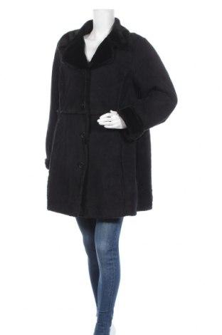Дамско палто TCM, Размер L, Цвят Черен, Полиестер, Цена 49,14лв.