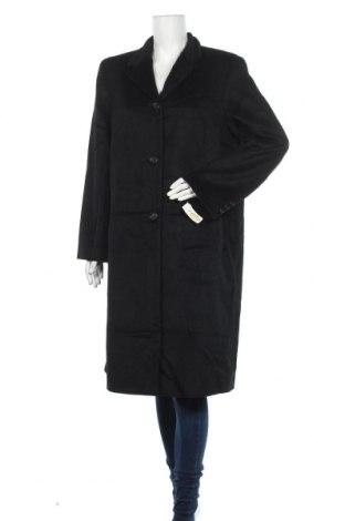 Γυναικείο παλτό Talbots, Μέγεθος XL, Χρώμα Μαύρο, 70% μαλλί, 20% ανγκορά, 10% κασμίρι, Τιμή 57,98€