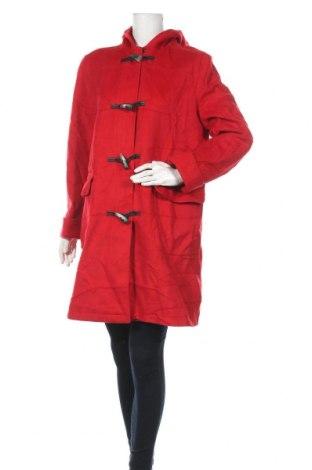 Γυναικείο παλτό Talbots, Μέγεθος M, Χρώμα Κόκκινο, 80% μαλλί, 20% πολυαμίδη, Τιμή 23,38€