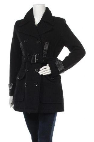 Γυναικείο παλτό Tiger Of Sweden, Μέγεθος L, Χρώμα Μαύρο, 80% μαλλί, 20% πολυαμίδη, Τιμή 50,95€
