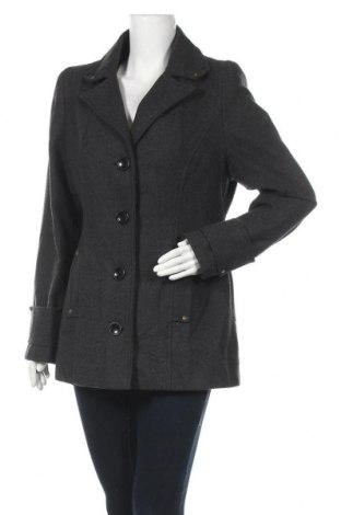 Дамско палто Zero, Размер L, Цвят Сив, Цена 50,09лв.
