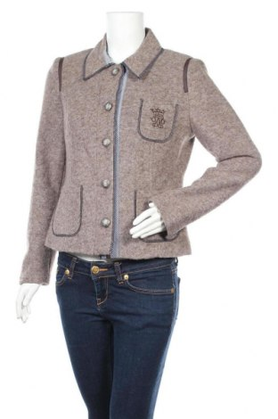 Γυναικείο σακάκι B.C. Best Connections, Μέγεθος L, Χρώμα Καφέ, 70% μαλλί, 30% πολυεστέρας, Τιμή 16,96€