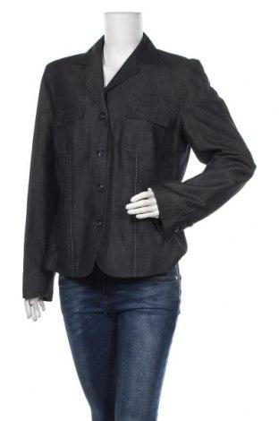 Дамско сако Betty Barclay, Размер L, Цвят Син, 70% памук, 30% лен, Цена 11,03лв.