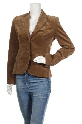 Дамско сако Esprit, Размер M, Цвят Кафяв, 98% памук, 2% еластан, Цена 8,14лв.