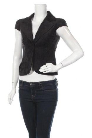 Дамско сако Hot Options, Размер S, Цвят Черен, Полиестер, полиамид, еластан, Цена 3,00лв.