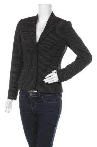 Дамско сако Michele Boyard, Размер S, Цвят Черен, 95% полиестер, 4% еластан, 1% вискоза, Цена 21,42лв.