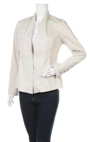 Дамско сако Myrine, Размер S, Цвят Бял, 97% памук, 3% еластан, Цена 12,88лв.